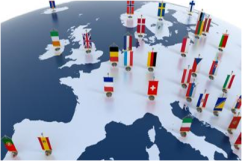 Image voyage en Europe