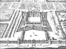 L histoire du ch teau de versailles echo de l 39 info for Architecte de versailles sous louis xiv