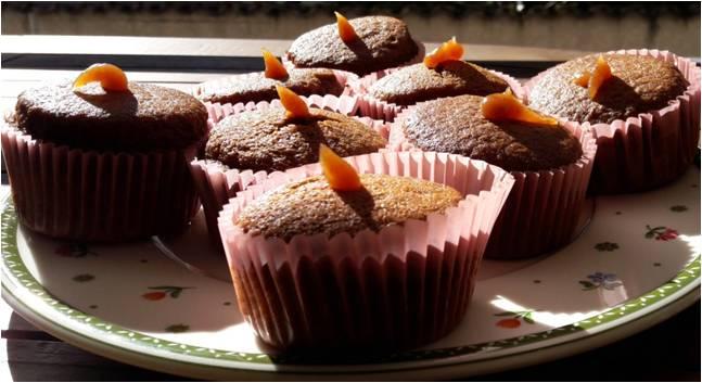 Image cupcakes au chocolat