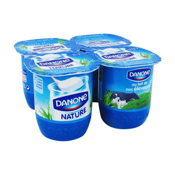 Image yaourt nature