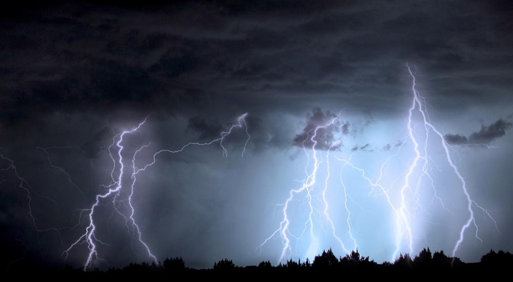 Foudre météo