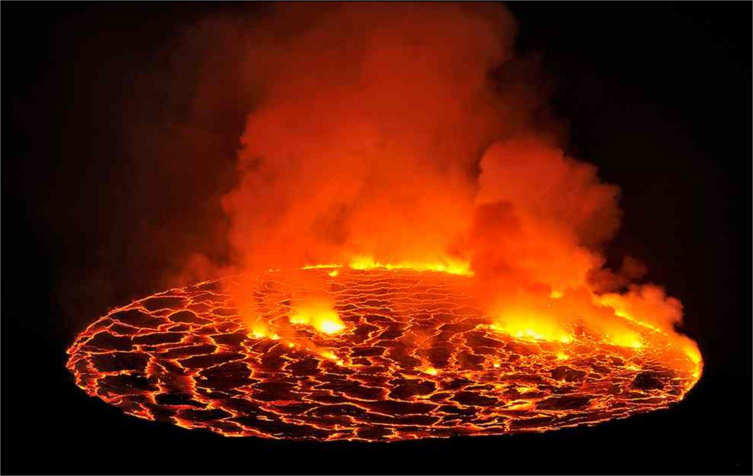Les 30 plus belles photos de volcans (4/10)