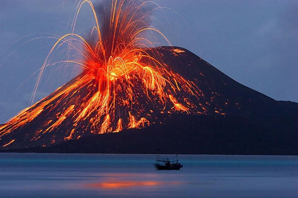 Les 30 plus belles photos de volcans (9/10)