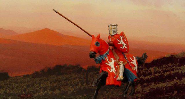 Top 10 des chevaliers qui ont marqués l'Histoire – n°9 : Simon De Montfort