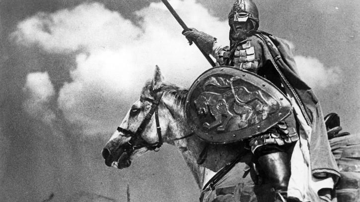 Top 10 des chevaliers qui ont marqués l'Histoire – n°10 : Alexandre Nevski