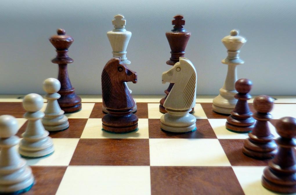 Découvrez la nouvelle page sur les échecs