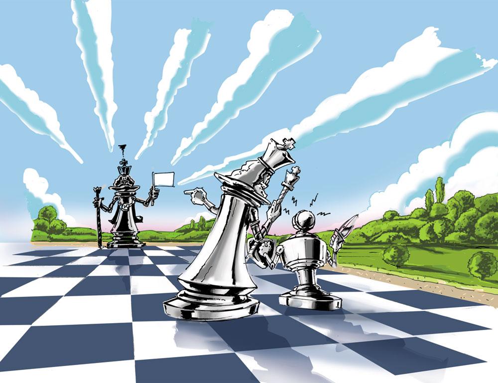 JEUX – Les échecs de septembre 2018