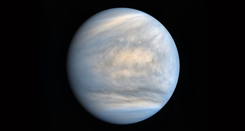 Oubliez Mars : l'atmosphère de Vénus serait bien plus accueillante