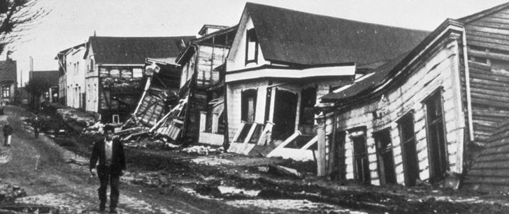 LE SAVIEZ-VOUS ? Le plus grand séisme enregistré est…