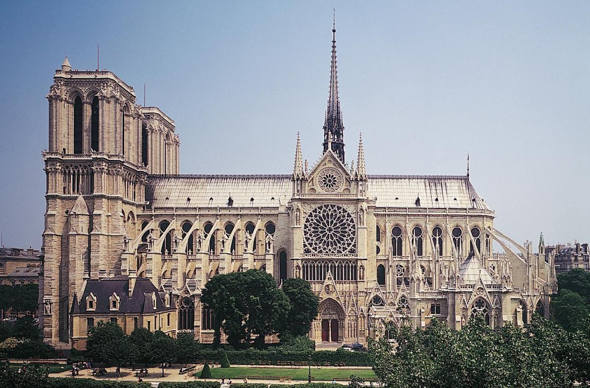 L'histoire de Notre Dame de Paris