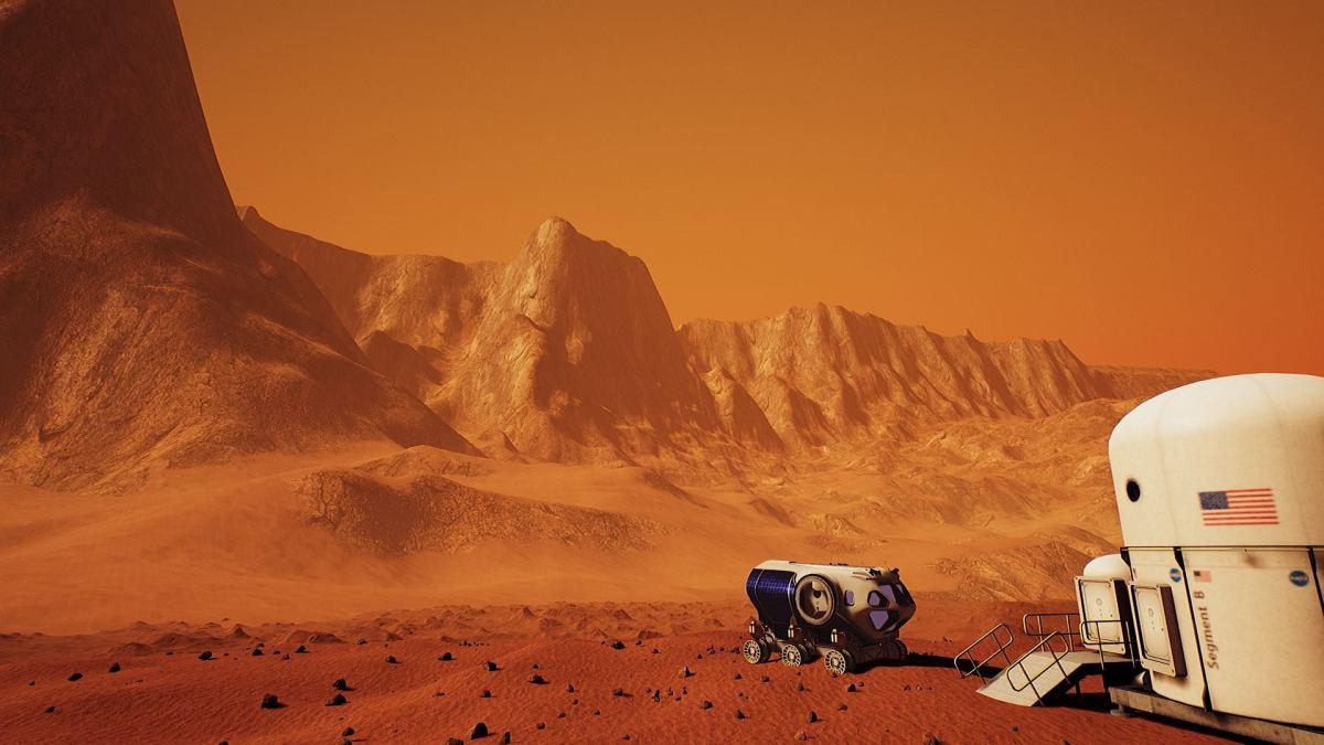 La Nasa ne pourra pas envoyer d'Hommes sur Mars avant la fin des années 2030